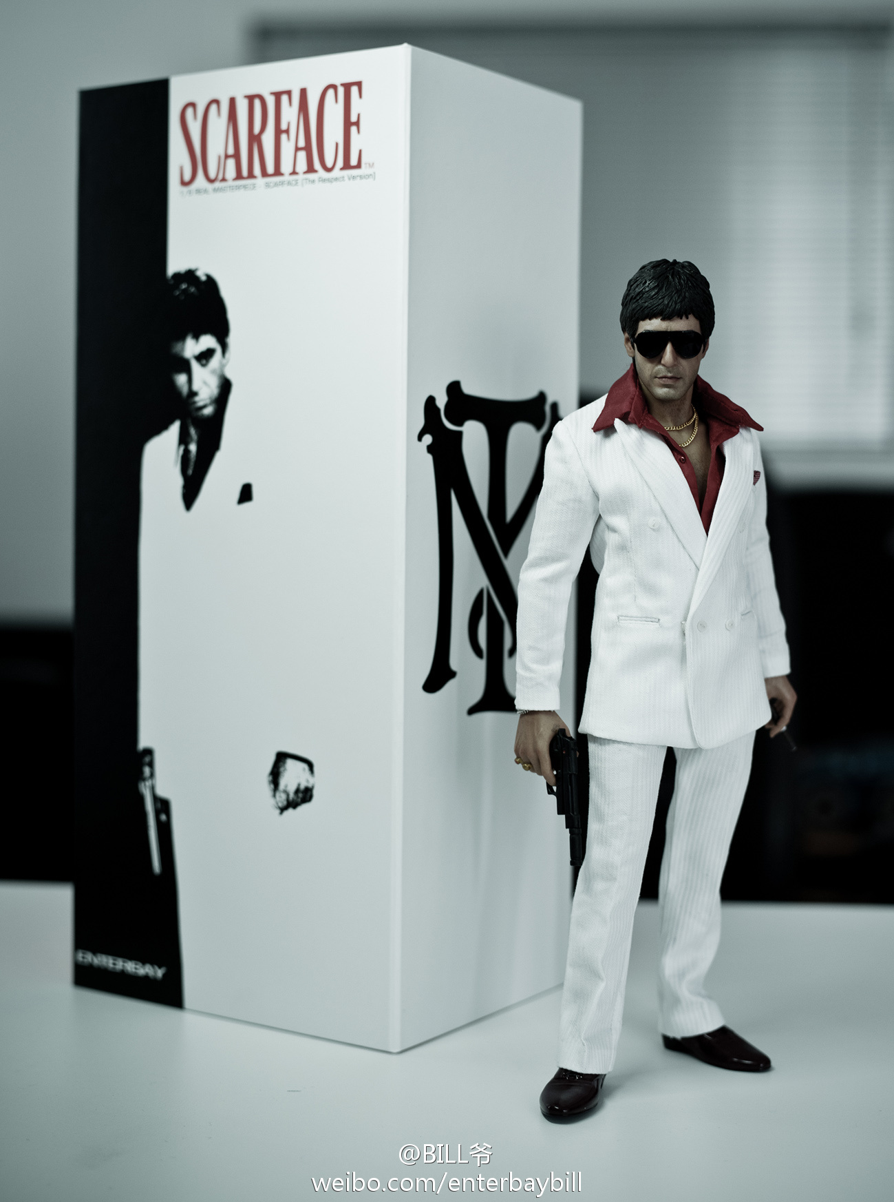 "[Enterbay] Scarface ""Respect Version"" - 1/6 scale  69464edegw1doyj7a49scj"