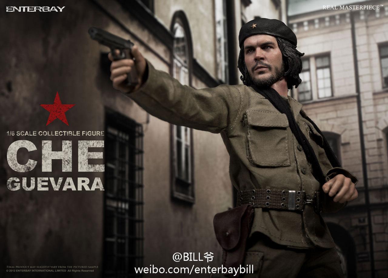 [Enterbay] Che Guevara - 1/6 Scale Collectible Figure - Página 2 69464edegw1dqh4pleekbj