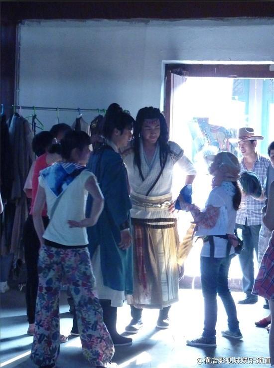 [Thông Tin Phim] Hiên Viên Kiếm - Thiên Chi Ngân - Hồ Ca[2012] 6fe6b187jw1dj31db0xndj