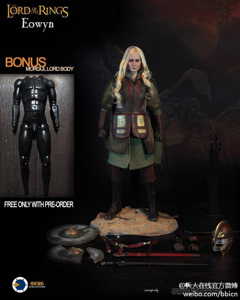 [Asmus Toys] The Lord of the Rings 1/6 scale - Eowyn 69381c07gw1ejlfporjbyj20lc0qotac