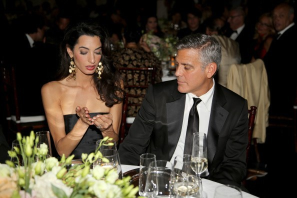 George Clooney and Amal to visit the Celebrity Fight Night Foundation in Florence - Page 6 693f7a02gw1ekeo4d9472j20gi0b0ta1