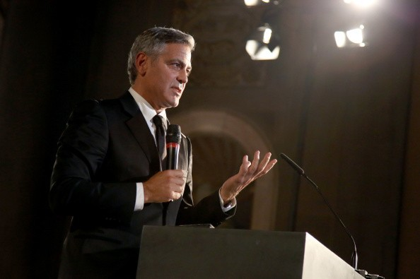 George Clooney and Amal to visit the Celebrity Fight Night Foundation in Florence - Page 6 693f7a02gw1ekeodkrnt8j20gi0azaaq