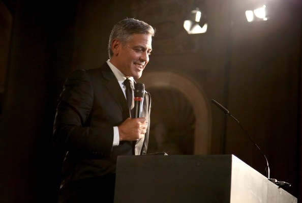 George Clooney and Amal to visit the Celebrity Fight Night Foundation in Florence - Page 6 693f7a02gw1ekeodlareaj20gi0b30tc