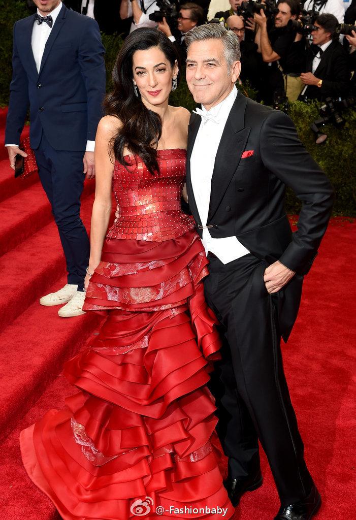 George Clooney at the Met Gala 4th May 2015 - Page 2 69402d88jw1ert5kogqsbj20jh0sgjw8