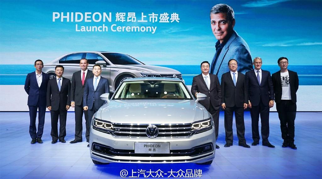 George Clooney in SAIC Volkswagen NEW advert! 702260ffgw1f90747hvq0j21e00rsgy8