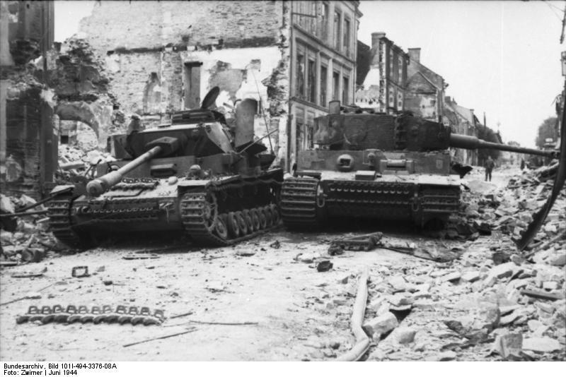 Diorama pour panzer IV Vehicle_panzervi197