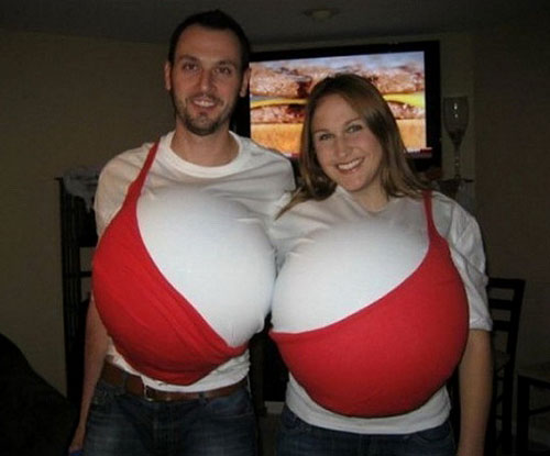 Halloween Costume Bra-costume