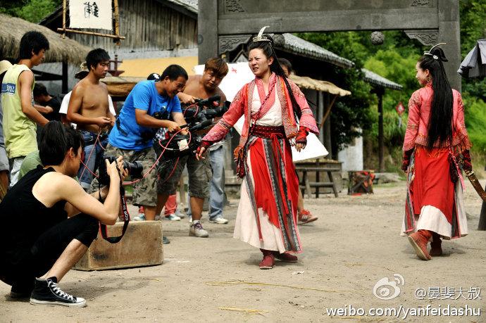 [Thông Tin Phim] Hiên Viên Kiếm - Thiên Chi Ngân - Hồ Ca[2012] - Page 2 5e49744bjw1djflec4tgpj