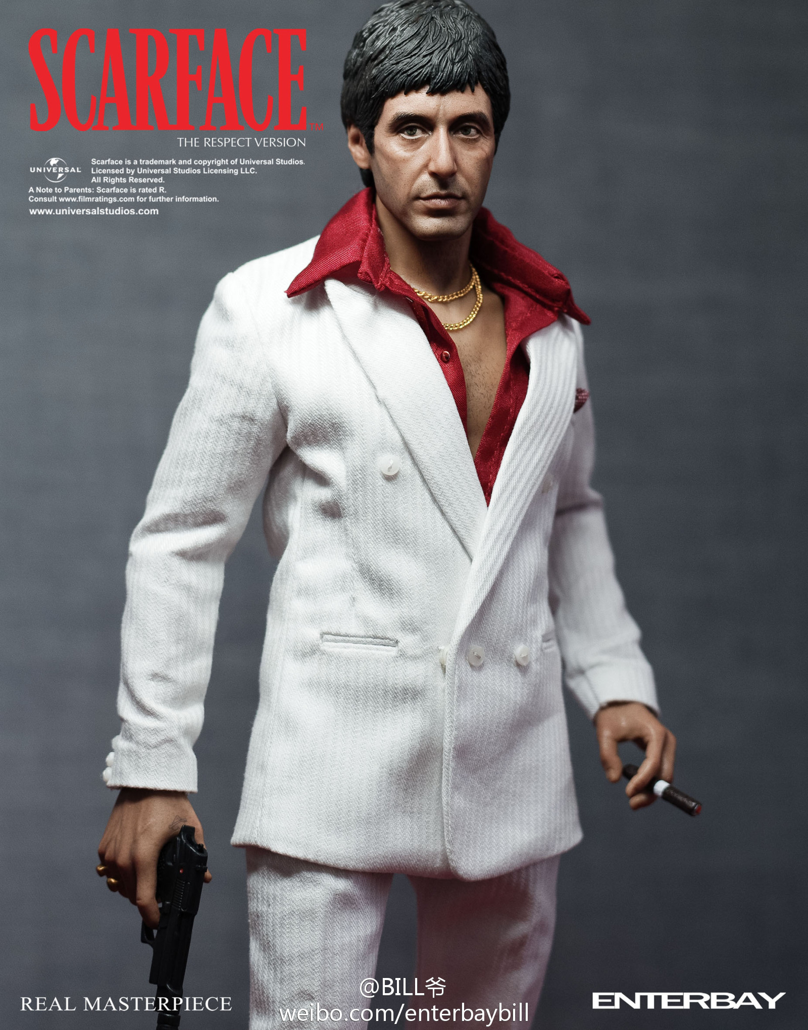 "[Enterbay] Scarface ""Respect Version"" - 1/6 scale  69464edegw1doyid858bqj"