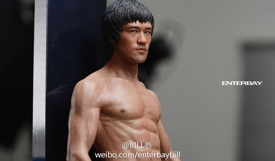 [Enterbay] Black Label - Bruce Lee - 1/6 Premium Statue 69464edegw1dtwbmldkwmj