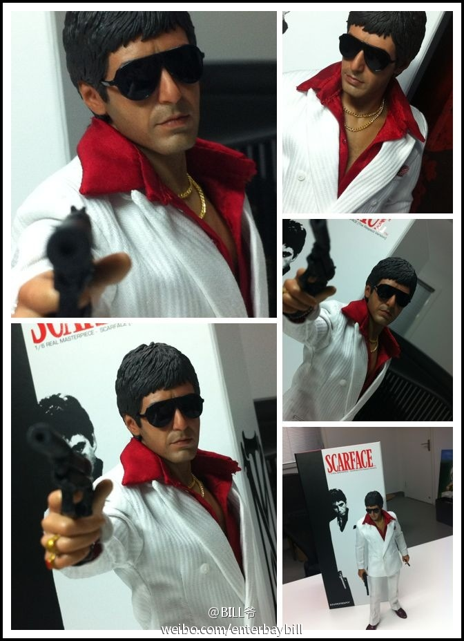 "[Enterbay] Scarface ""Respect Version"" - 1/6 scale  69464edejw1doynpia142j"