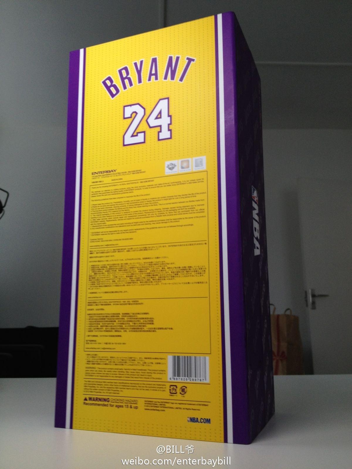 [ENTERBAY] NBA Real Masterpiece - Kobe Bryant!!! - Página 3 69464edejw1du701jzvwoj