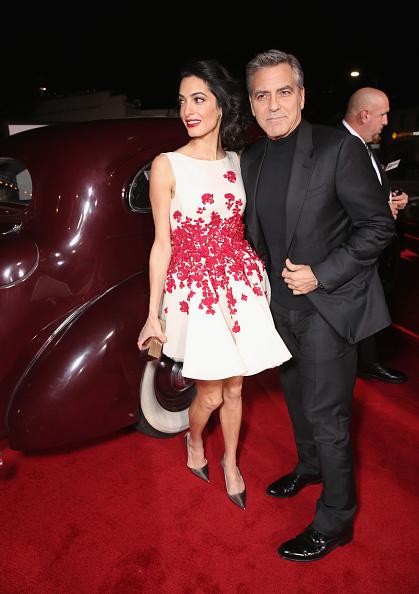 George Clooney and Amal Clooney at the Hail Caesar Premiere LA 697b3ffbjw1f0l3pixobvj20bn0gi77t