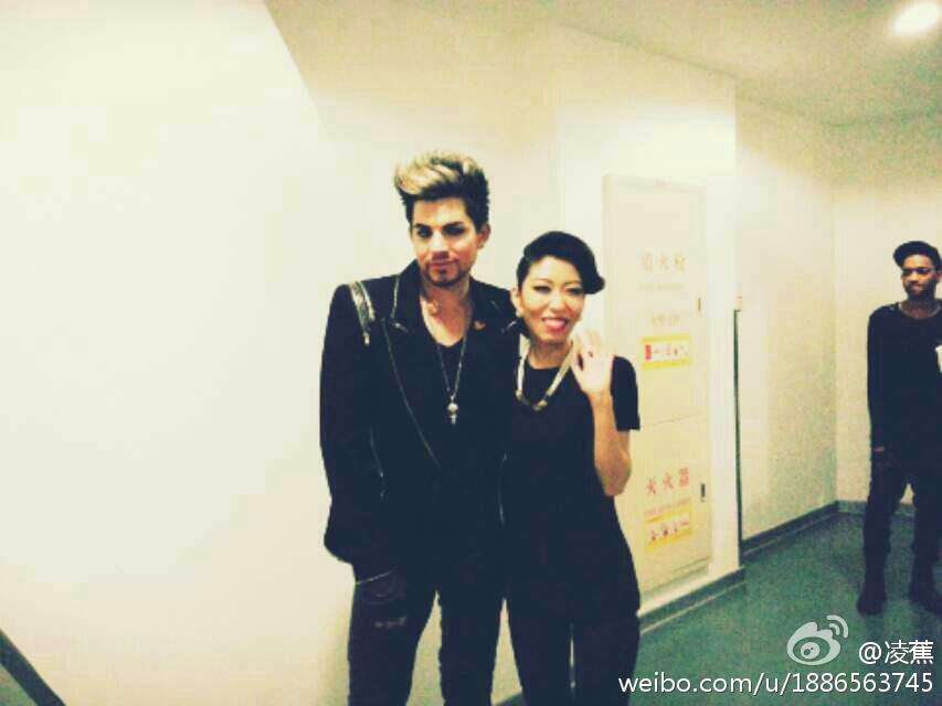 Adam Lambert's press conference for Hennessy event in Shanghai. 01.12.12 7072ada1jw1dzikvjvd37j