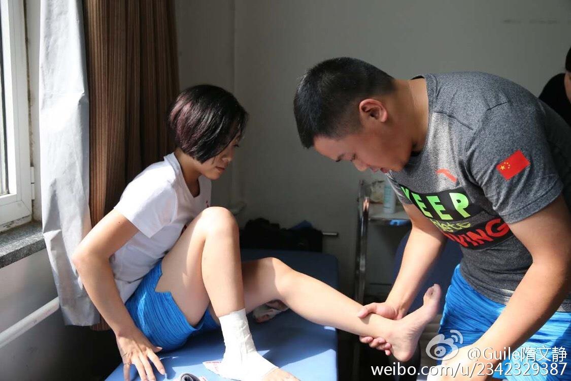 Вэньцзин Суй - Цун Хань / Wenjing SUI - Cong HAN CHN - Страница 3 8b9d1c2bjw1f6r8i2rujwj20v90ku43c