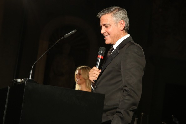 George Clooney and Amal to visit the Celebrity Fight Night Foundation in Florence - Page 6 693f7a02gw1ekeodlx5nbj20gi0b0t96
