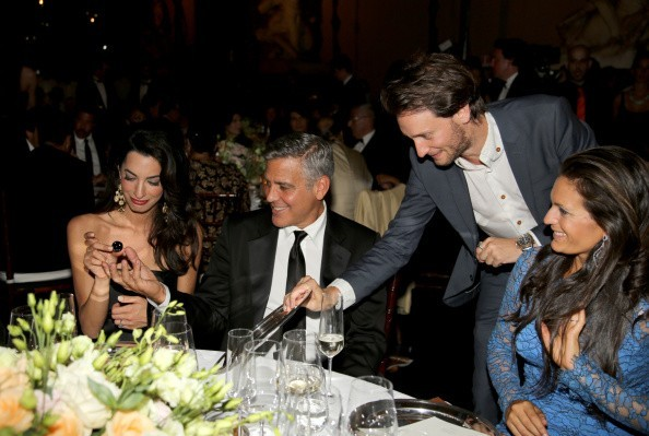 George Clooney and Amal to visit the Celebrity Fight Night Foundation in Florence - Page 6 693f7a02gw1ekerb1acqoj20gi0b3myt