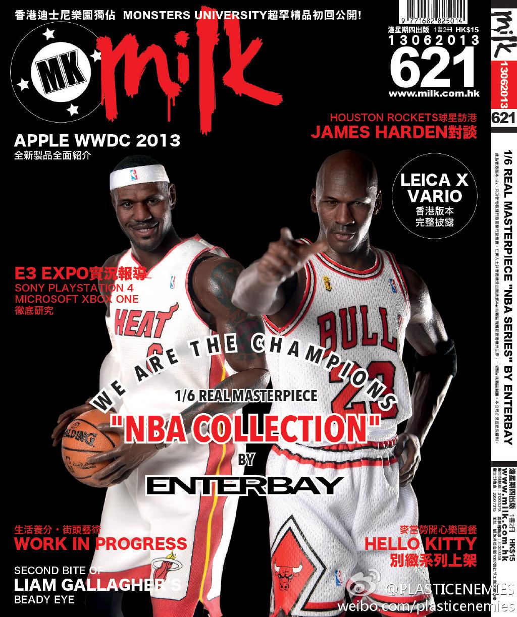 [Enterbay] NBA Real Masterpiece - LeBron James - Página 3 6a853733gw1e5vnpnll16j211318awx3