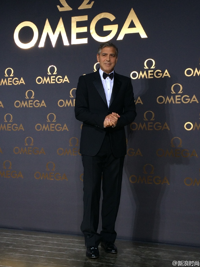 George Clooney expected in Shanghai on 16 May 2014 for Omega celebration - Page 2 693605c5jw1eggdfbpnzkj21w02ioe81