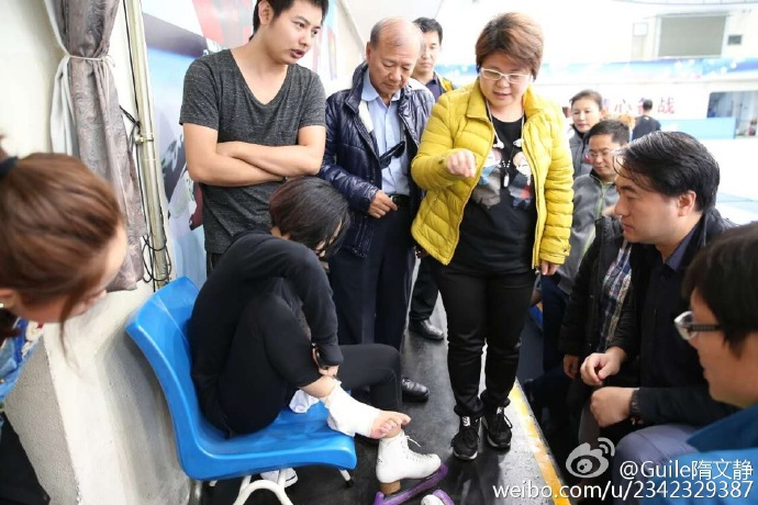 Вэньцзин Суй - Цун Хань / Wenjing SUI - Cong HAN CHN - Страница 3 8b9d1c2bjw1f6r8i1gts8j20v90kuafw