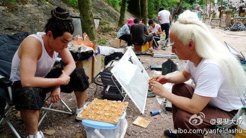 [Thông Tin Phim] Hiên Viên Kiếm - Thiên Chi Ngân - Hồ Ca[2012] 5e49744bjw1dj925sfuzjj