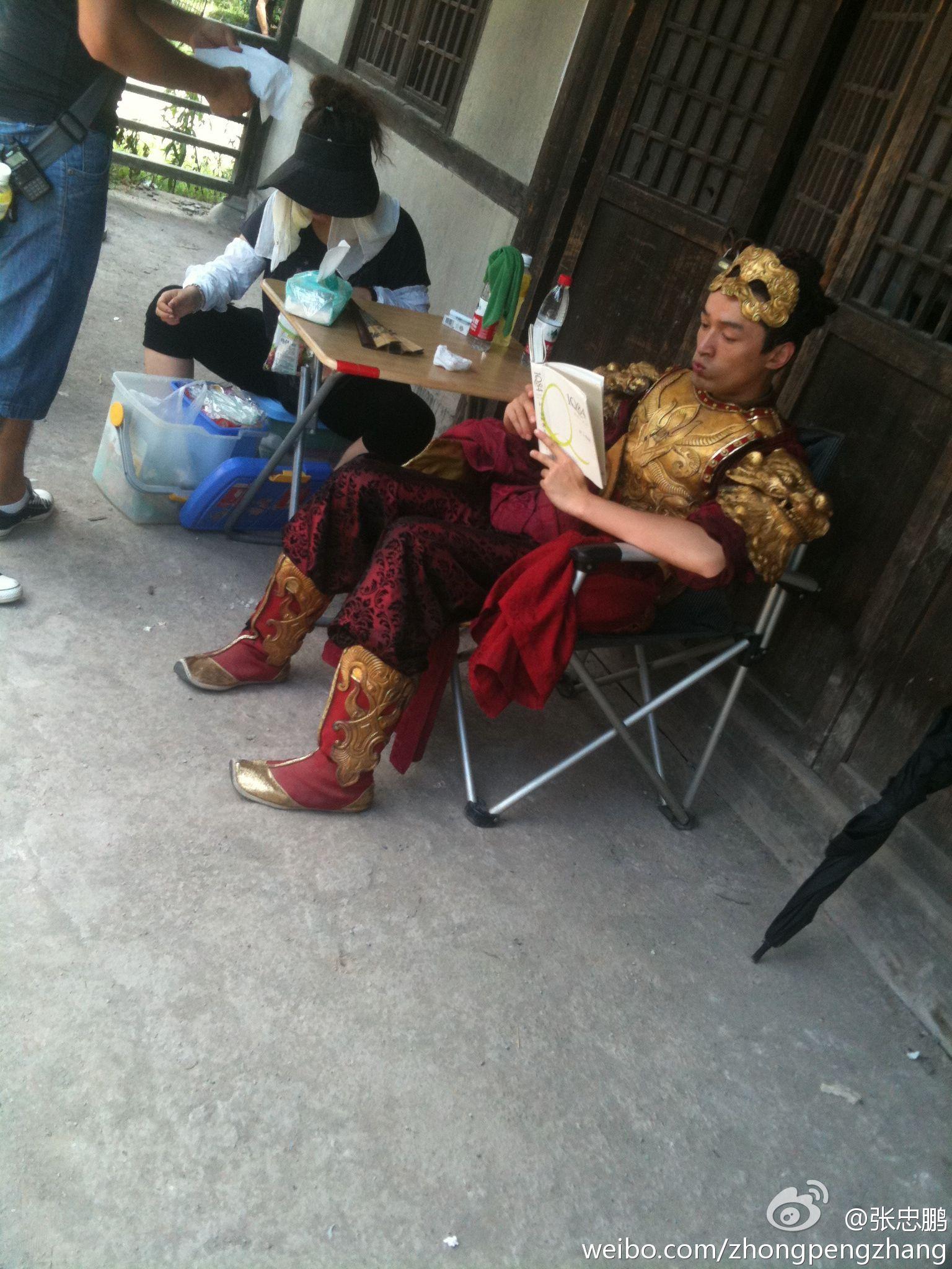 [Thông Tin Phim] Hiên Viên Kiếm - Thiên Chi Ngân - Hồ Ca[2012] 6301f0dejw1dj6diqb6dyj