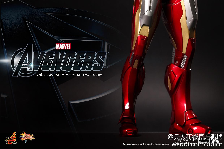 [Hot Toys] The Avengers - Iron Man Mark VII - 1/6 scale | Fotos <OMG> págs. 43 e 44 - Página 3 69381c07gw1dtyyilf167j