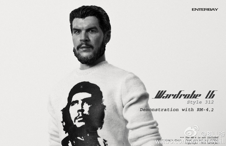 [Enterbay] Che Guevara - 1/6 scale 69464edegw1djizrfqvu5j