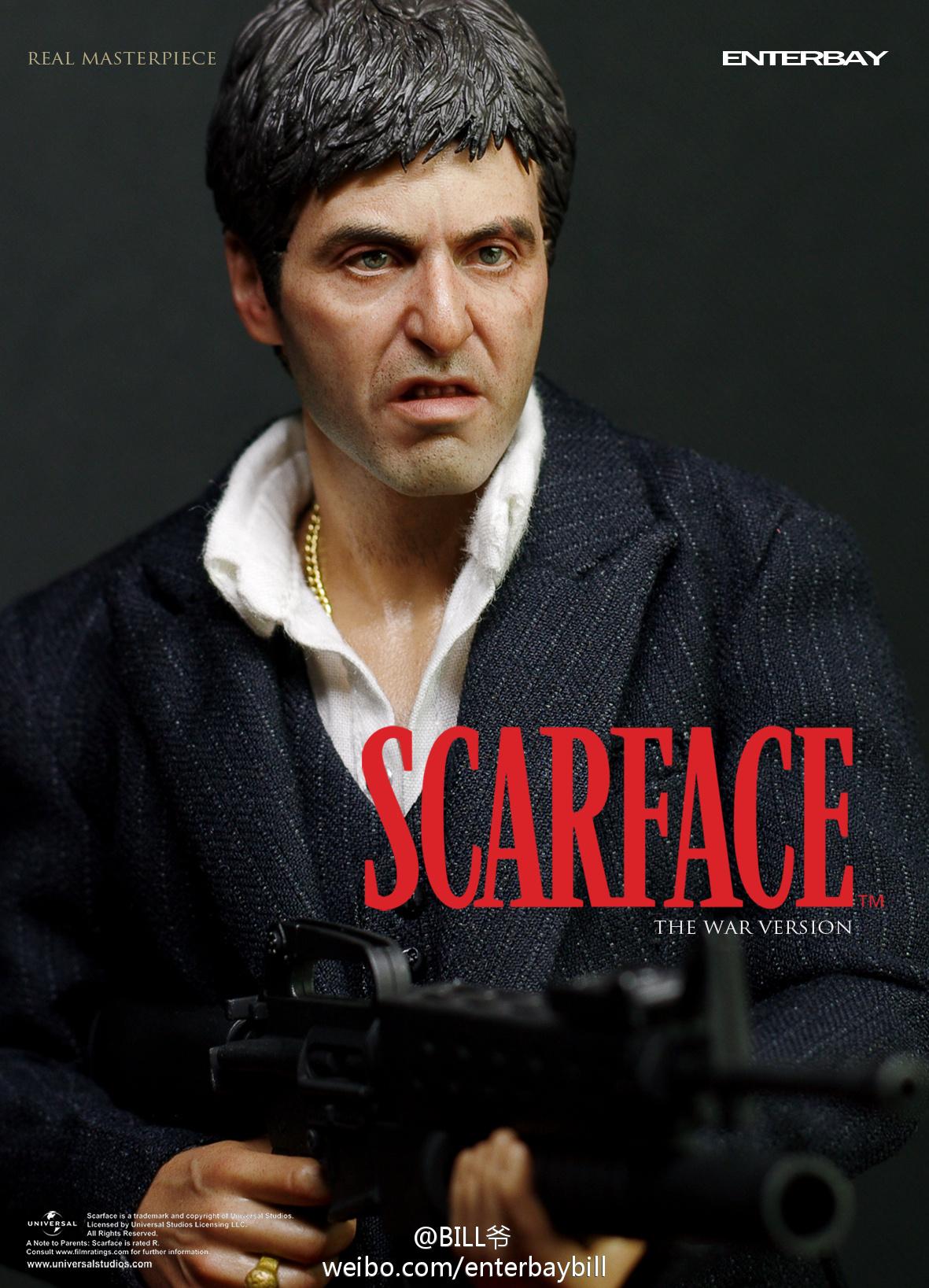 """[Enterbay] Scarface """"War Version"""" - 1/6 scale - LANÇADO!!! - Página 2 69464edegw1dn4dc8dqj4j"""