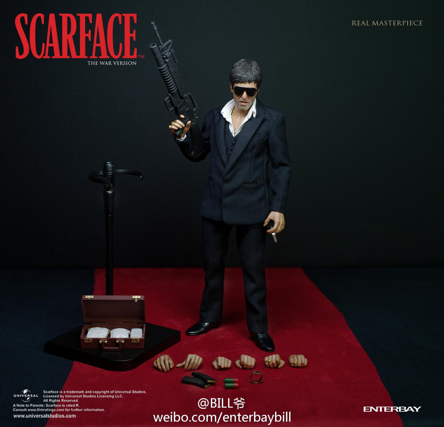 """[Enterbay] Scarface """"War Version"""" - 1/6 scale - LANÇADO!!! - Página 2 69464edegw1dn4ea3z3xgj"""