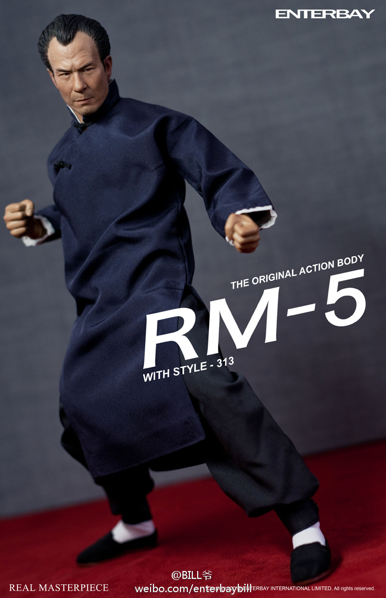 [Enterbay] Original Action Body - RM-5 With Style - 313 69464edegw1doyhulcrcmj