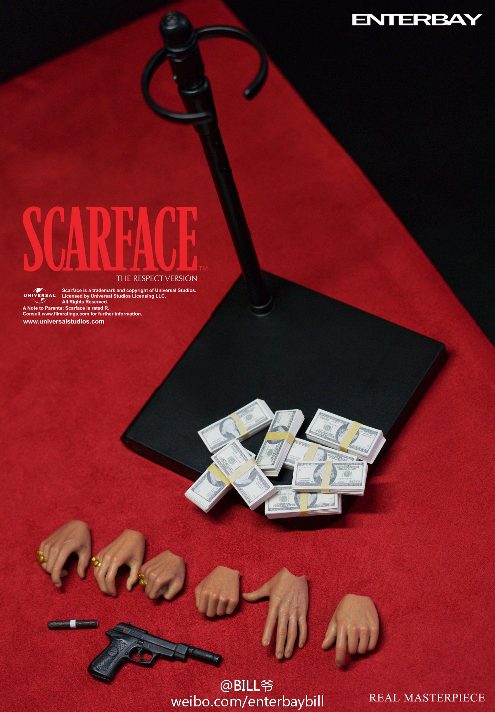 "[Enterbay] Scarface ""Respect Version"" - 1/6 scale  69464edegw1doyix8xvwfj"