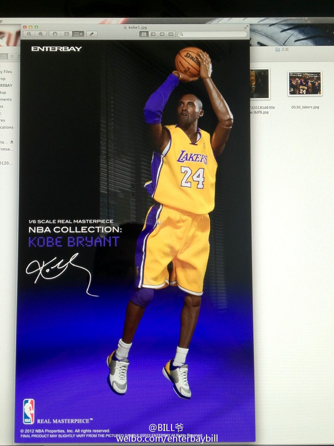 [ENTERBAY] NBA Real Masterpiece - Kobe Bryant!!! - Página 3 69464edejw1dvacnu5wkaj