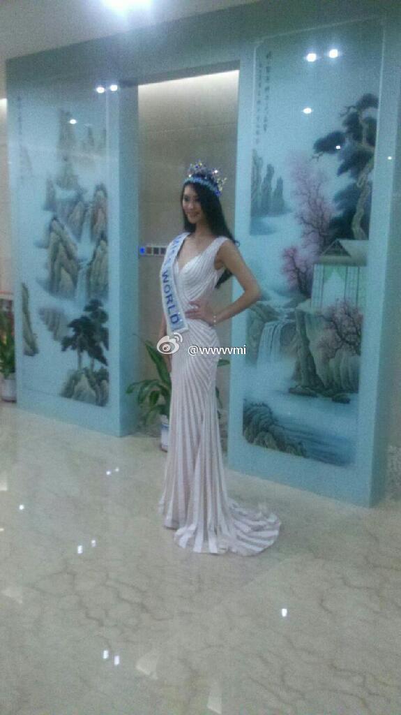 Official Thread Miss World 2012- Yu Wenxia- People's Republic of China - Page 4 6f6ff0bdjw1dwlswazdz2j