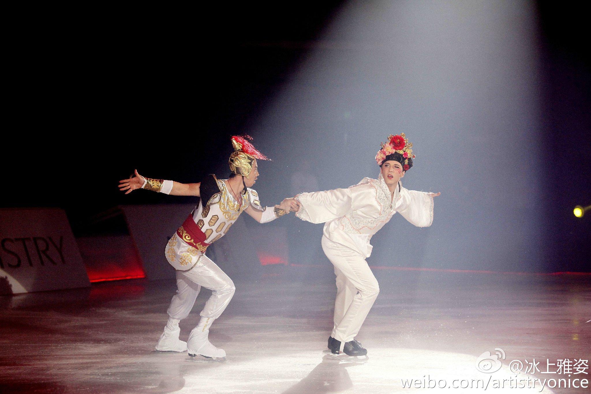 Ледовые шоу - 3  - Страница 2 7da576f2gw1etz5l9k3mbj21kw11wala