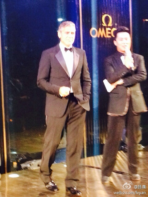 George Clooney expected in Shanghai on 16 May 2014 for Omega celebration - Page 2 484dceabjw1eggdmdfsysj20dc0hstba