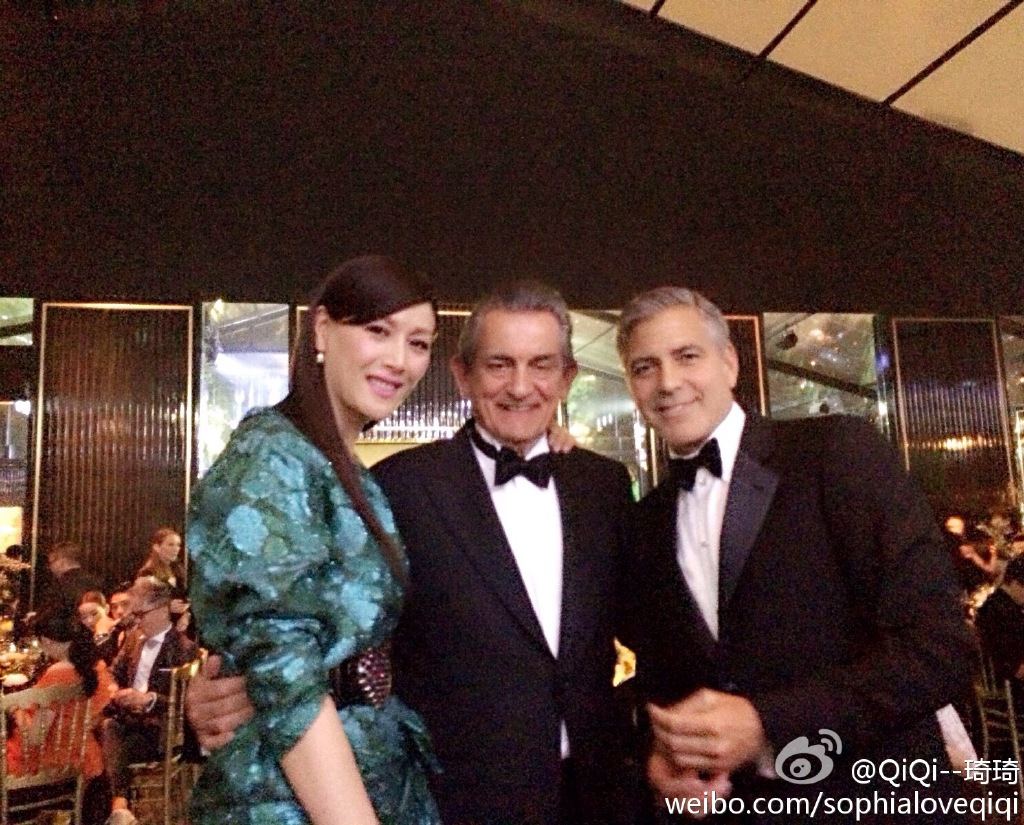 George Clooney expected in Shanghai on 16 May 2014 for Omega celebration - Page 3 661a9136jw1eggl3iq4p2j215e0xch2a