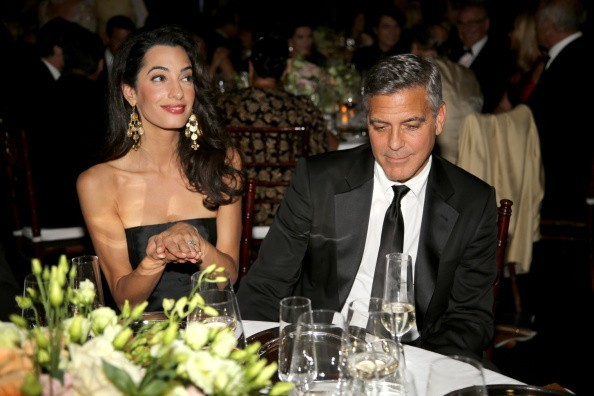 George Clooney and Amal to visit the Celebrity Fight Night Foundation in Florence - Page 6 693f7a02gw1ekeodnu2auj20gi0b0dh9