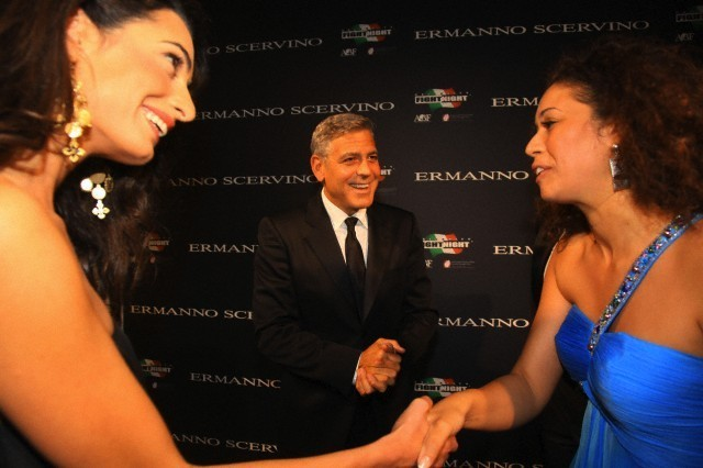 George Clooney and Amal to visit the Celebrity Fight Night Foundation in Florence - Page 6 693f7a02gw1ekerb36hdgj20hs0bu75n