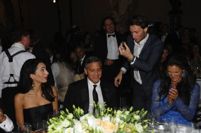 George Clooney and Amal to visit the Celebrity Fight Night Foundation in Florence - Page 6 693f7a02gw1ekerf1xvavj20hs0btmyo