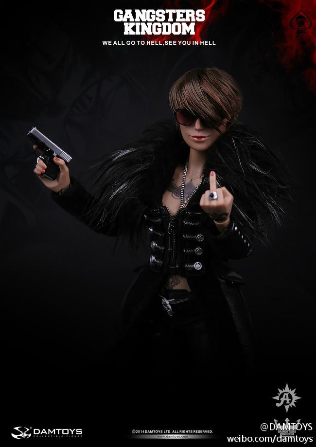 [DAMTOYS] Gangsters Kingdom: Spade 6 - Ada (GK008) 8a125332gw1en4tff8t7pj20i20pjjua