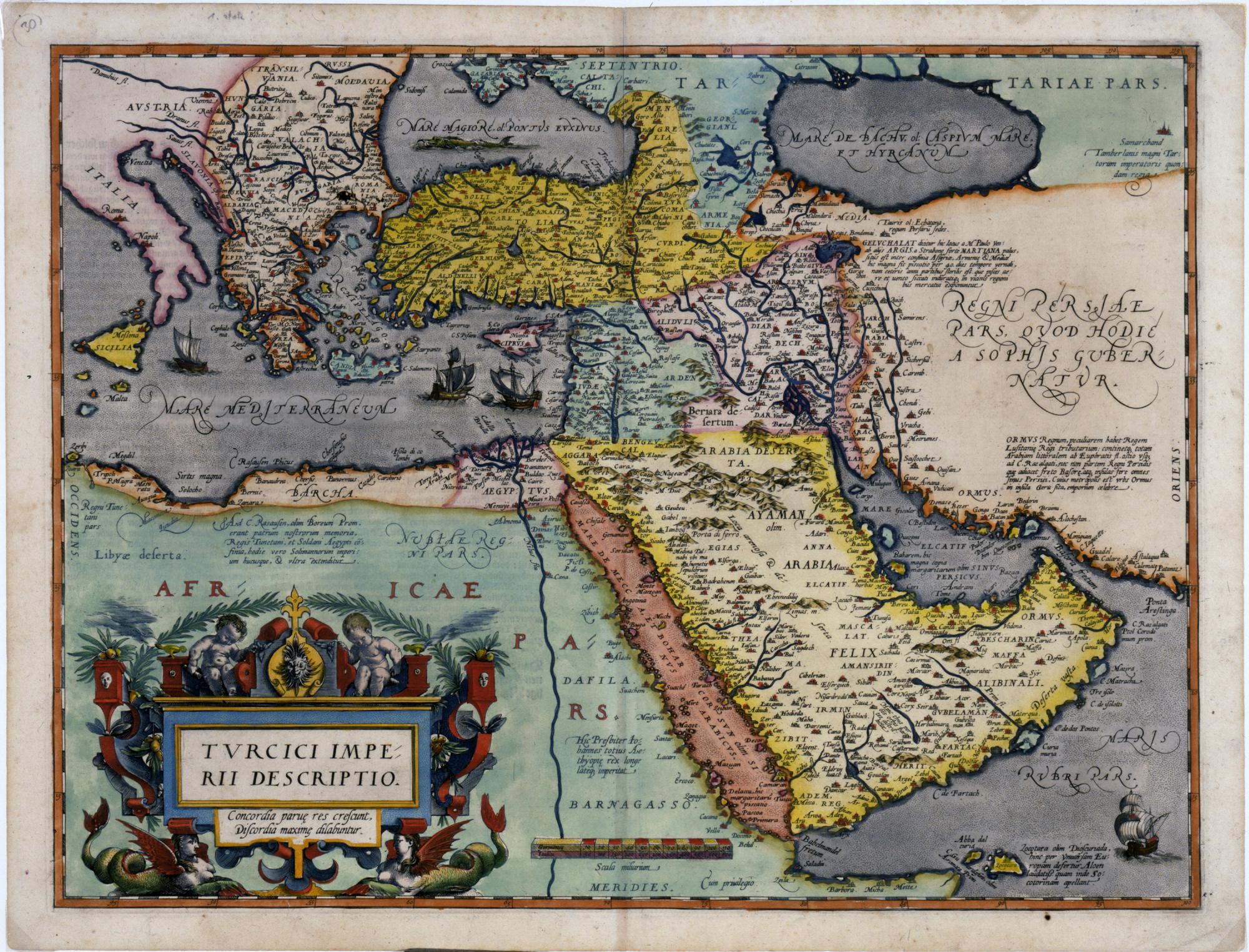 Stare geografske mape i karte - Page 2 071102.ortelius-2000