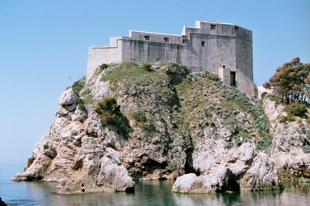 Tvrđave Lovrijenac_fortress___Tvrdjava_Lovrijenac_1245912989
