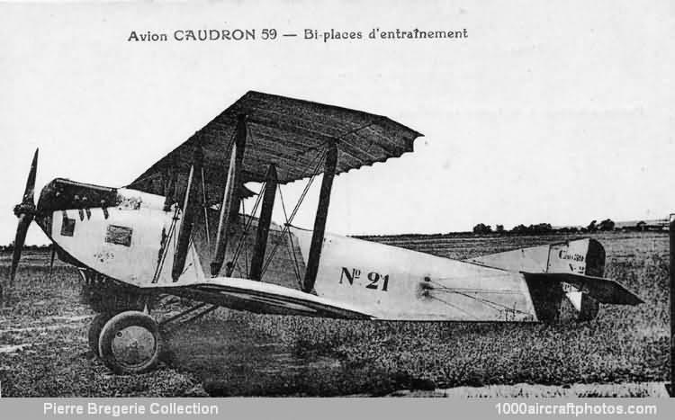 Société des avions Caudron 9595L