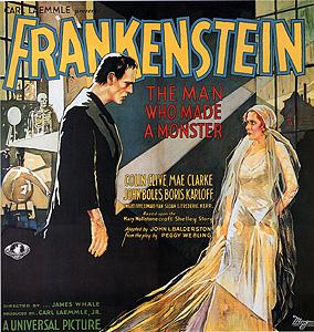 esa pelicula que no te puedes perder!!!! Frankenstein1931