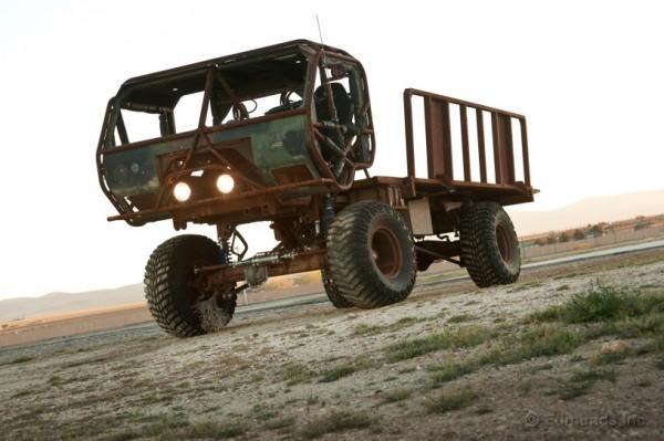 Carrosserie 3D Camion Oshkosh HEMTT 4x4 6x6 8x8 pour Scx10 et tout Scale et Crawler 1/10 Train-Heist-Truck-Fast-Five-Cars