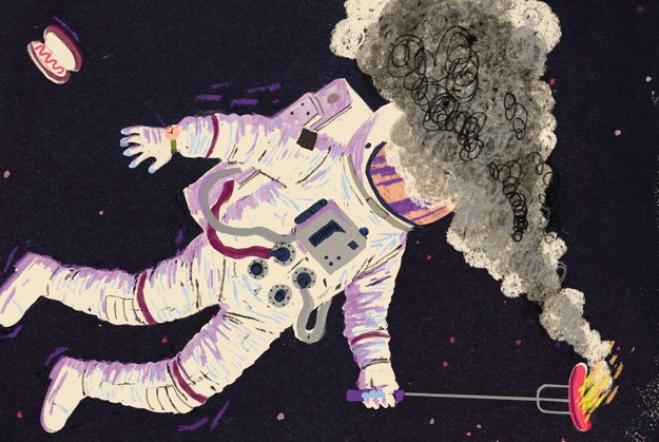 Misteri: Stranezze e curiosità - Pagina 2 1427719938772.jpg--l_odore_dello_spazio_