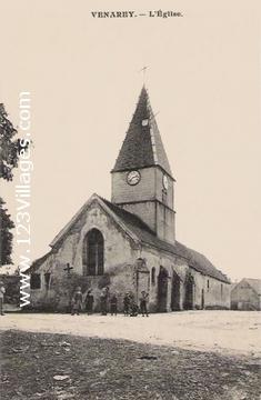 Villes et villages en cartes postales anciennes .. - Page 35 Venarey-les-laumes-1