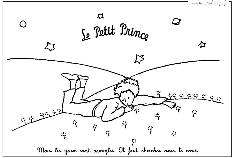 Proportion d'intuitifs qui croient au paranormal - Page 12 Le-petit-prince-colorier