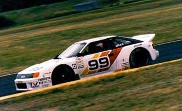 All American Racers : La celica mk3 AAR86